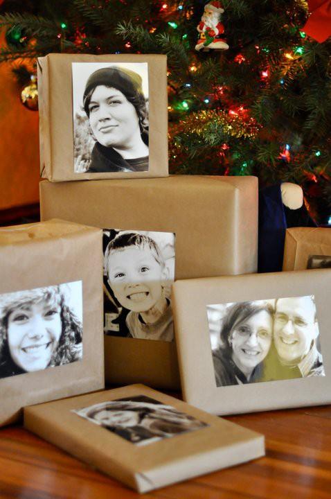 Ideas para envolver vuestros regalos