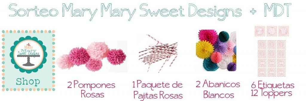 Sorteo Sweet y MDT