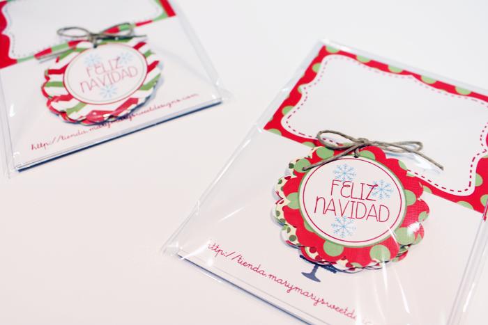 Colección de Navidad en Mary Mary Sweet Designs