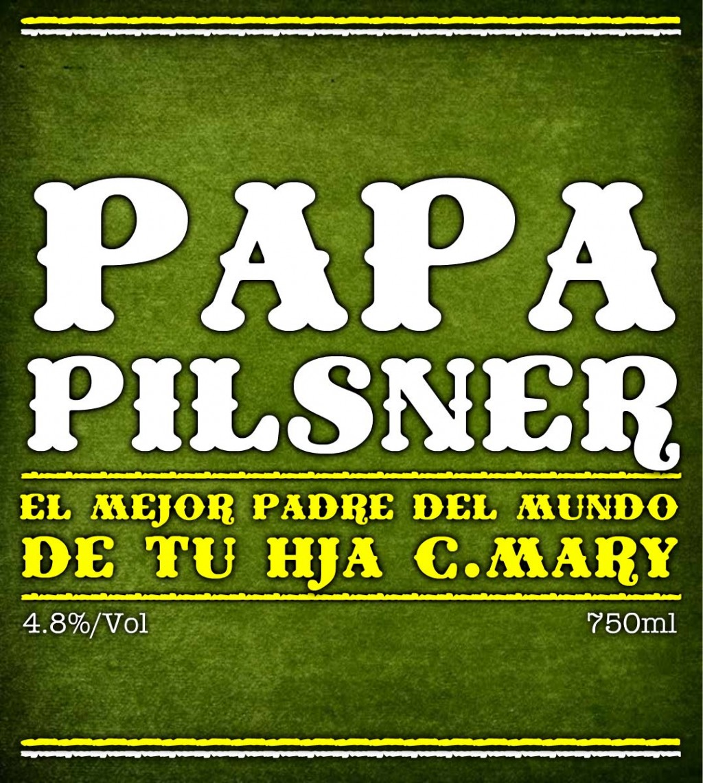 Dia del Padre y cerveza…