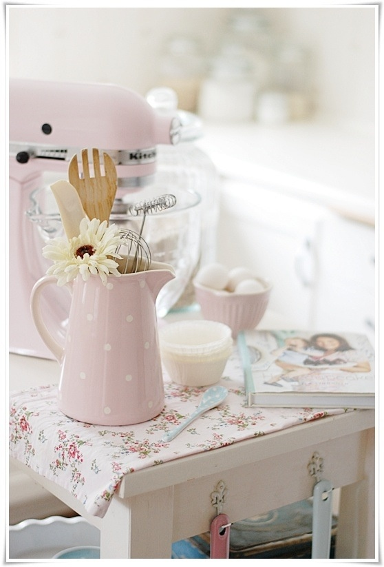 pink-kitchenaid
