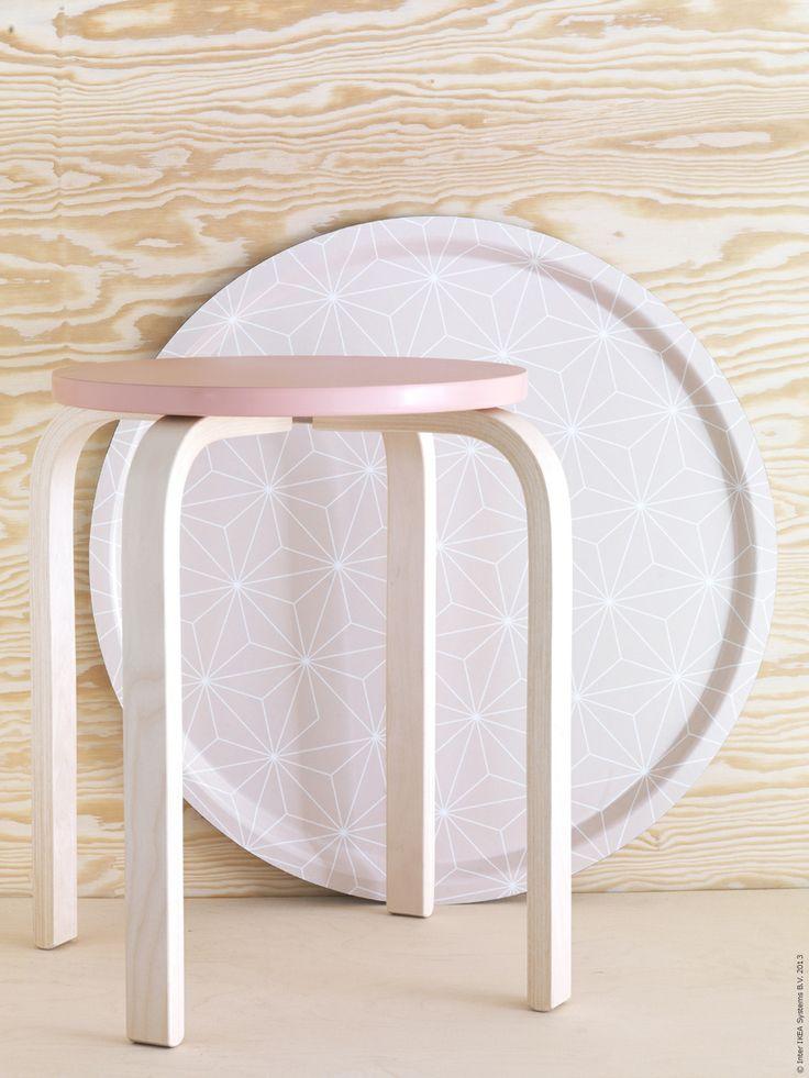 taburete-rosa-ikea