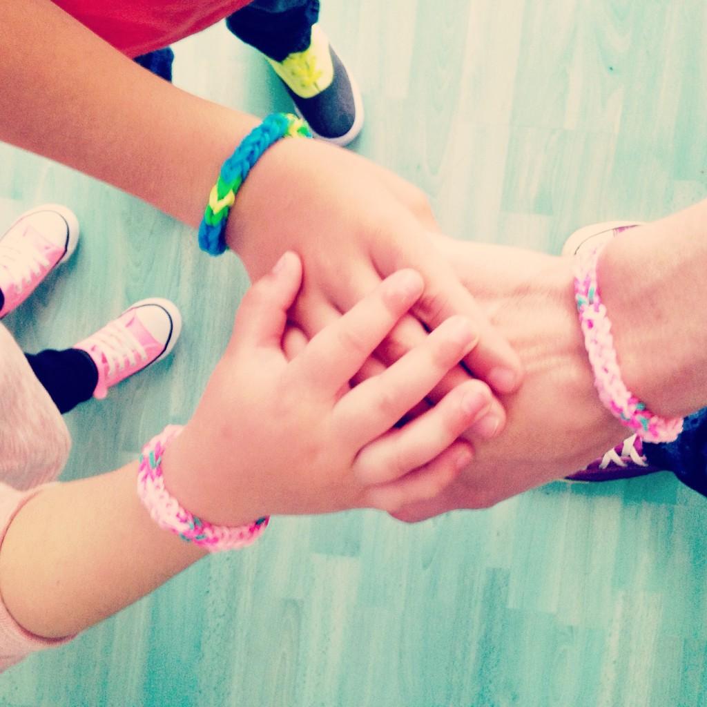pulseras de gomitas family