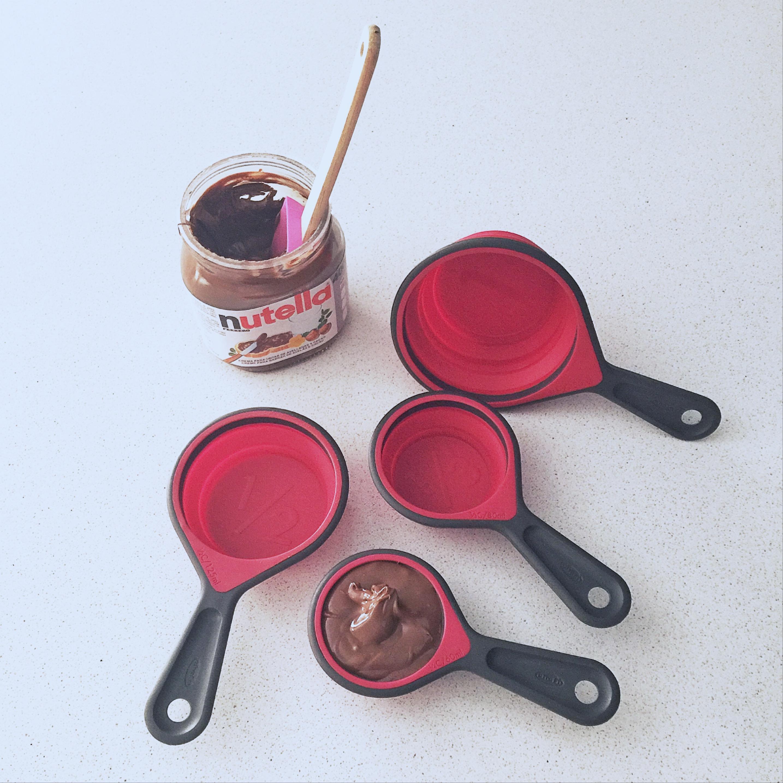 polos de nutella cups