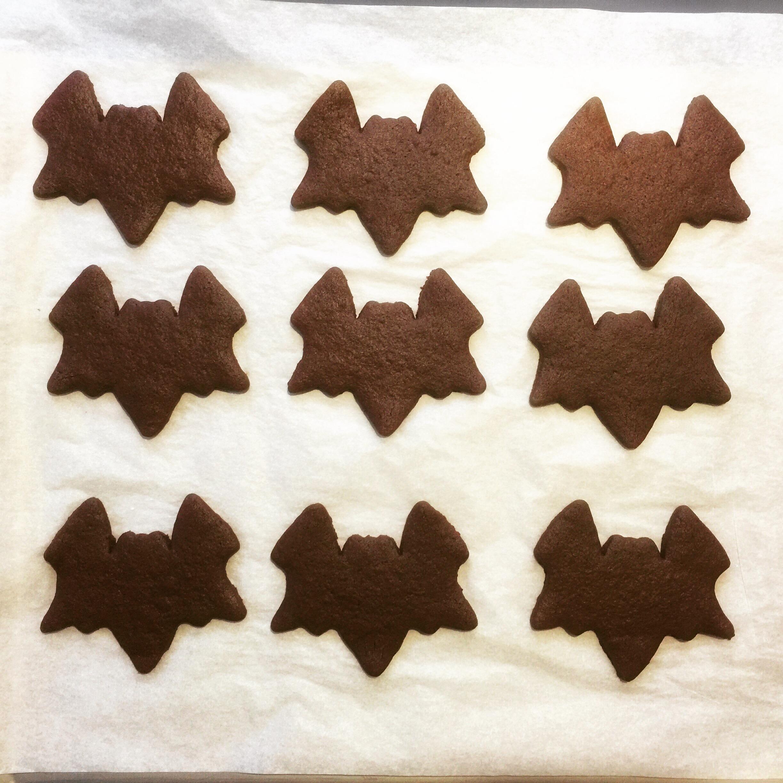 galletas de chocolate recien sacadas del horno
