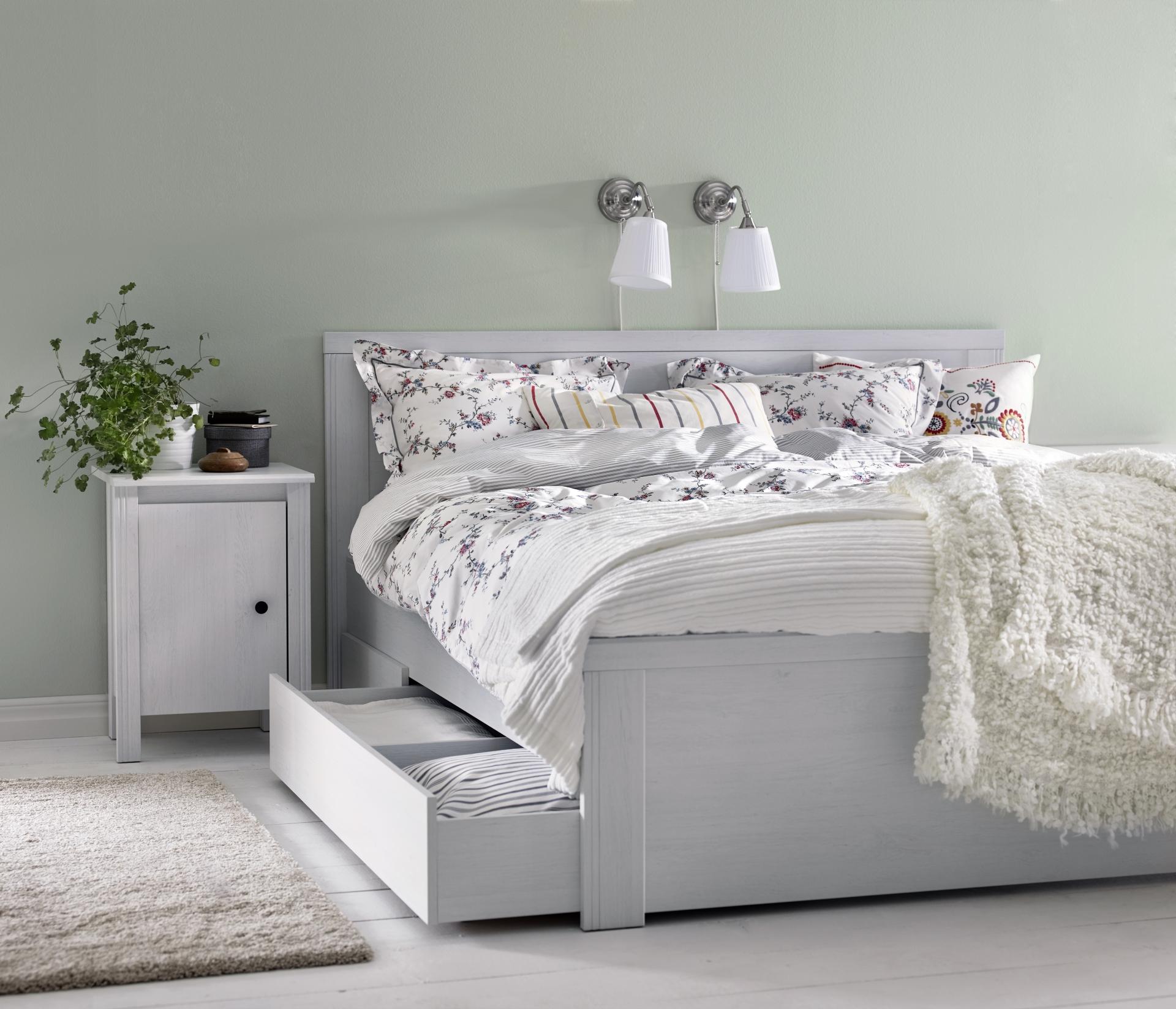 organizar ropa cama