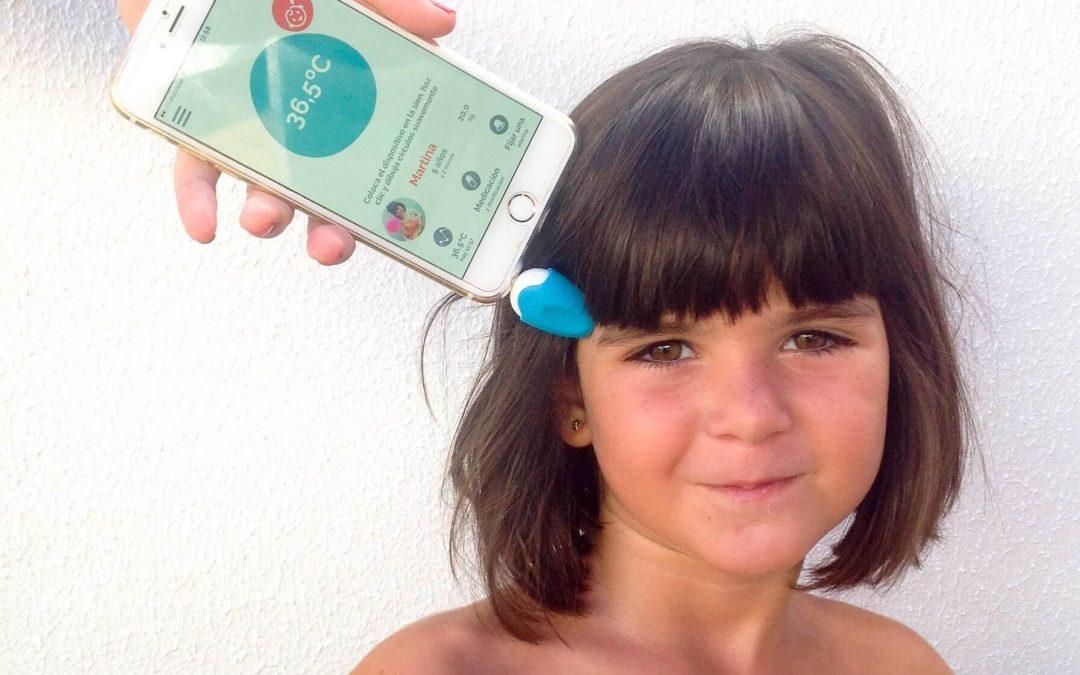 El mejor termómetro de infrarrojos en tú móvil