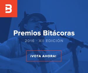 Me presento a los Premios Bitácoras 2016, ¿me ayudas?
