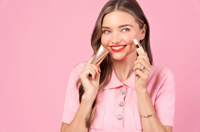 La cósmetica orgánica de Miranda Kerr KORA Organics
