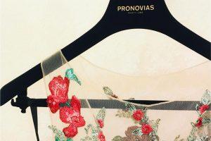 Colección Fiesta Pronovias 2018 en Pronovias Almería