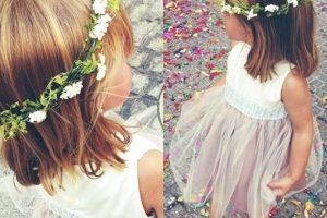 Pelo: Coronas de flores, lo mas trendy y romántico este verano