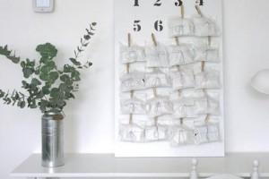 7 ideas inspiradoras para hacer vuestro calendario de adviento