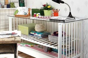 5 Ideas para reciclar la cuna de tu bebé