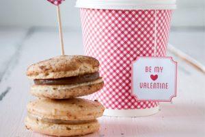 5 kits imprimibles gratuitos para enamorar en San Valentin