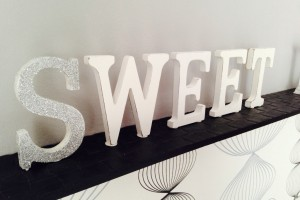 DIY: como decorar letras de madera tu mismo con muy pocos materiales